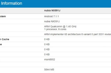 ZTE Nubia Z17 Archives - The Android Soul