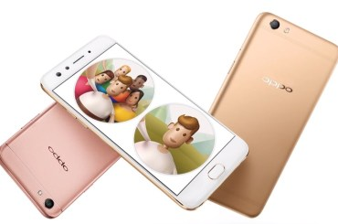 oppo f3 Nougat and Oreo update
