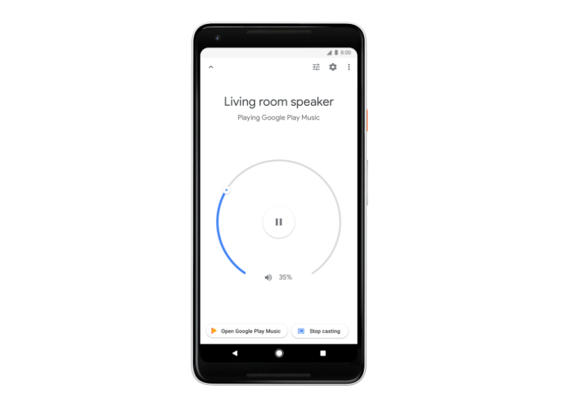Google Home app receives major update that also changes UI