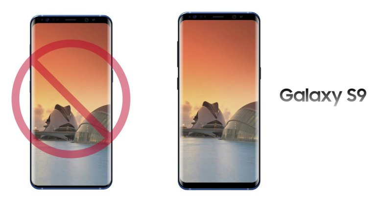 Galaxy S9 practical rumor