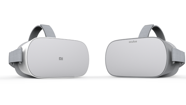 Oculus Go and Xiaomi Mi VR