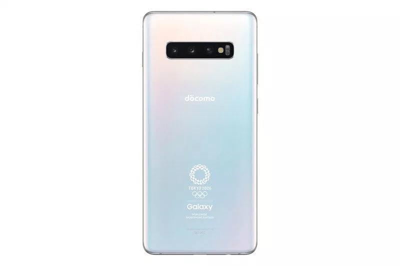 Samsung Galaxy S10+ Olympic Games Edition