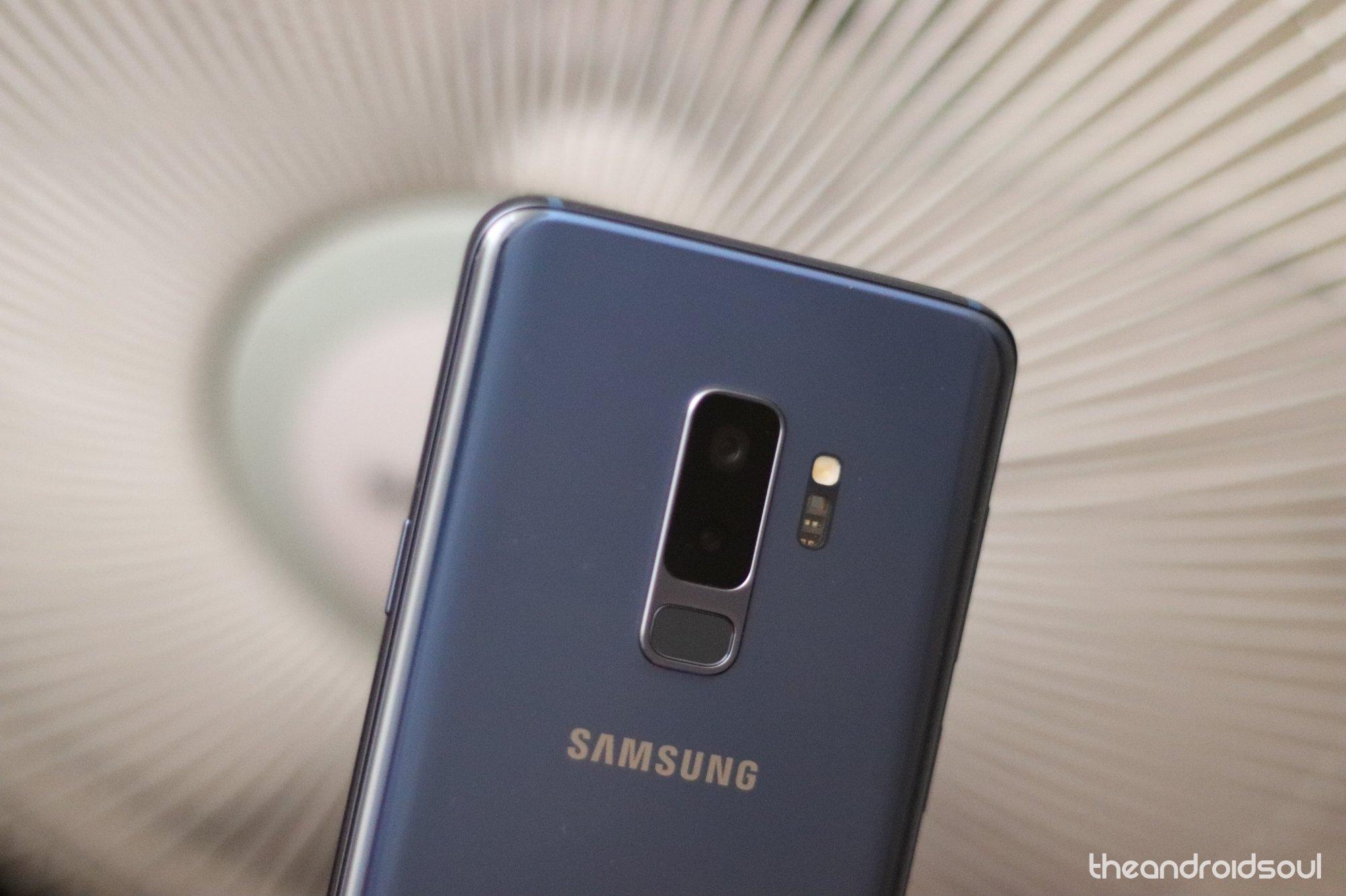 Galaxy S9 Plus One UI