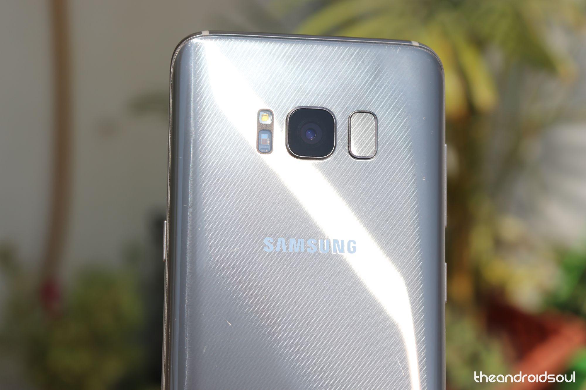 Galaxy S8 smartphone