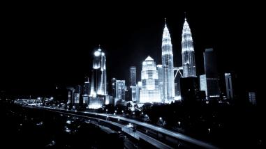 Petronas Towers Night_1000px