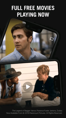 Best android apps to watch free movies and TV 08
