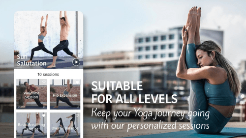 Best yoga apps 12