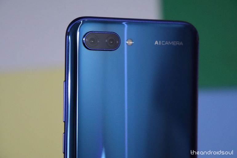 Honor Android 9