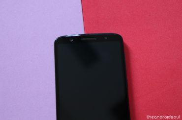 Moto G6 Plus update