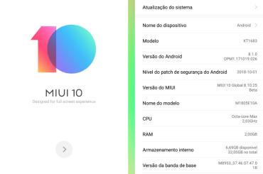 Moto G5 Plus MIUI 10 ROM