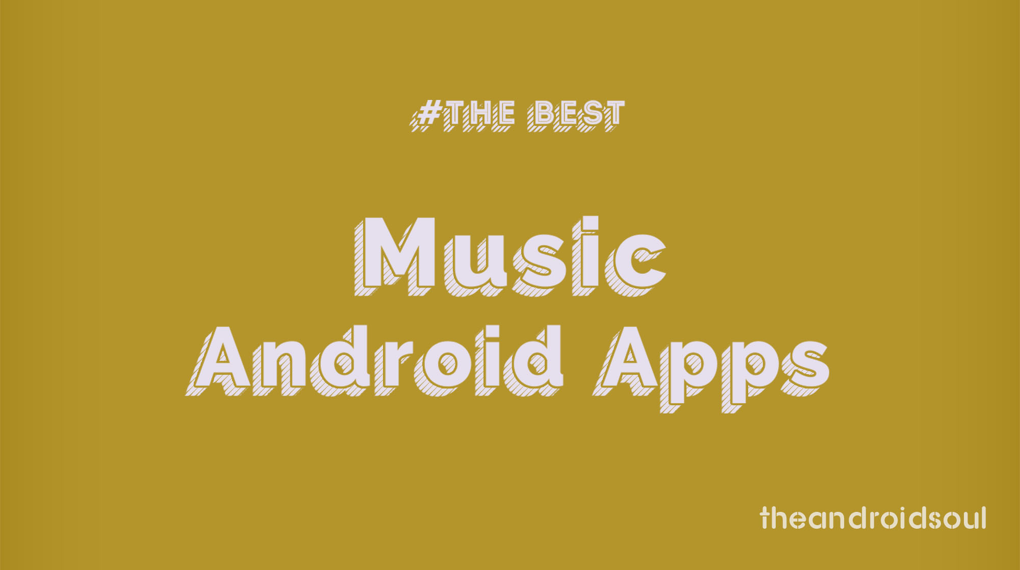 Best Music apps