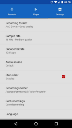 Voice recording apps 03