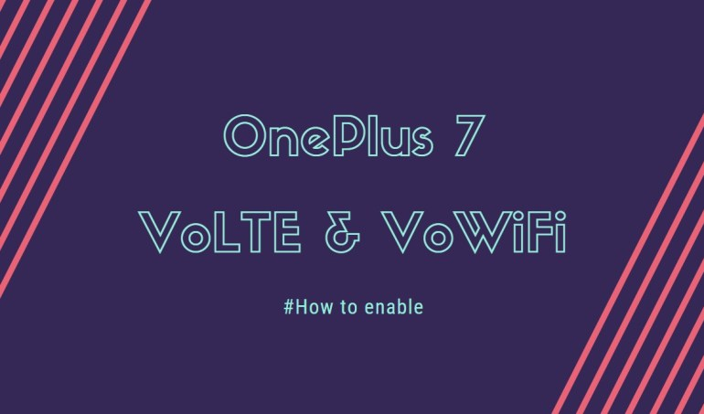 How to enable VoLTE on OnePlus 7 Pro