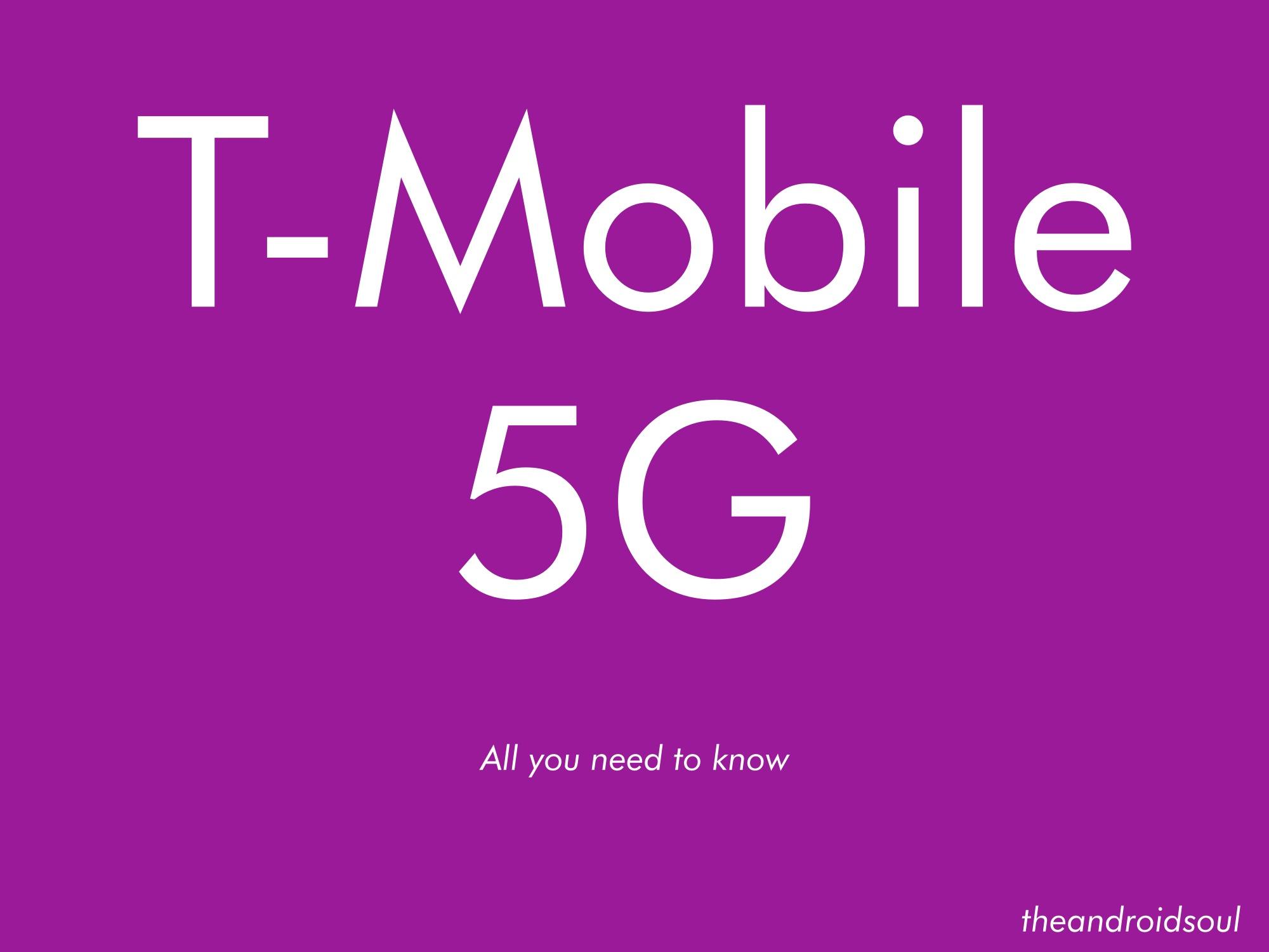 T-Mobile 5G AIO
