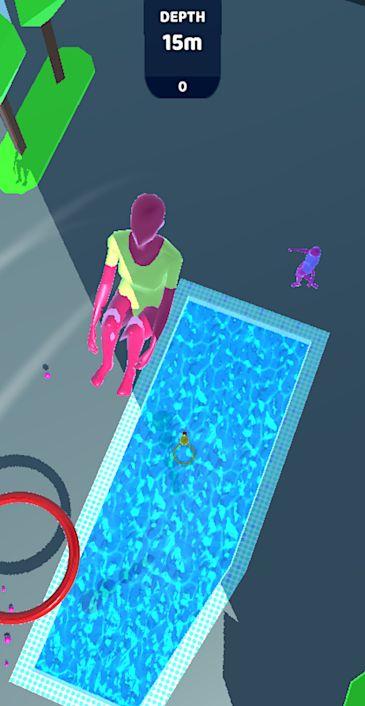 Purple Diver 3