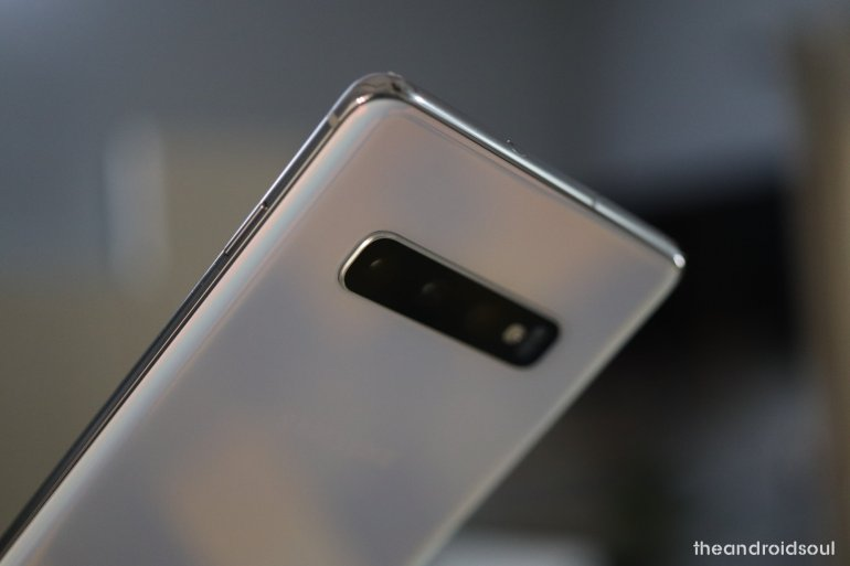 Samsung Galaxy S10 update timline