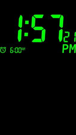 Best night clock apps 07