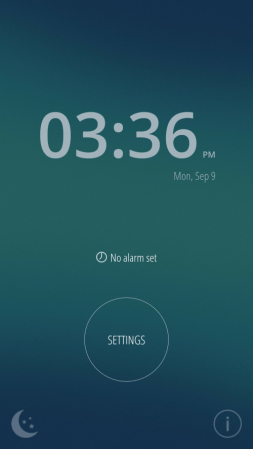 Best night clock apps 16