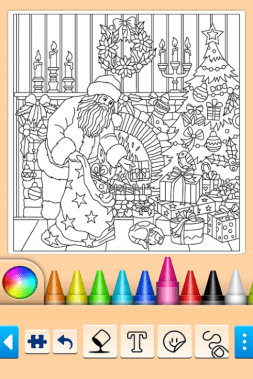 Christmas Coloring-1