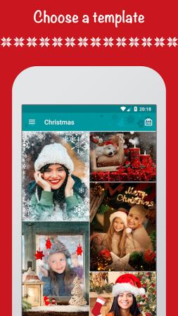 Christmas Photo Frames-1