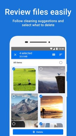 Files by Google 3