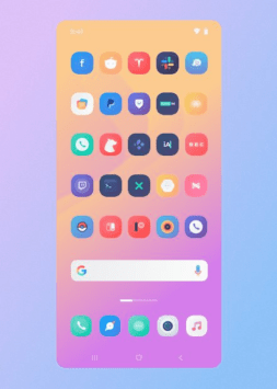 Square icon pack 36