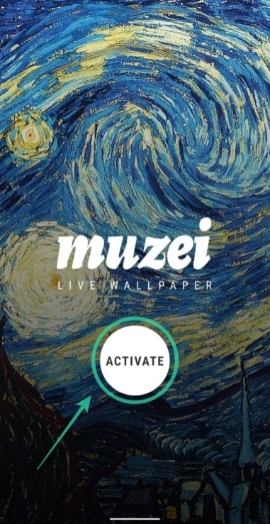 create a wallpaper playlist-Muzei-1-a