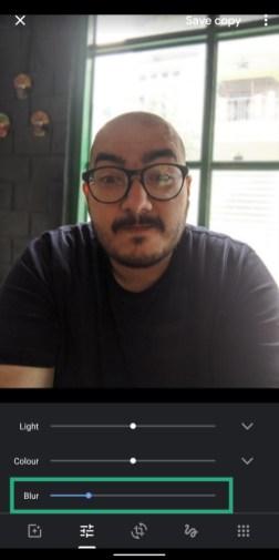 Google photos portrait blur-4-a