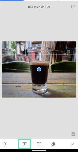 Snapseed lens blur-8-a