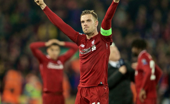 Liverpool 4 Barcelona 0 The Post Match Show The Anfield