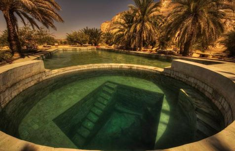 Adrere Spring Water Pool