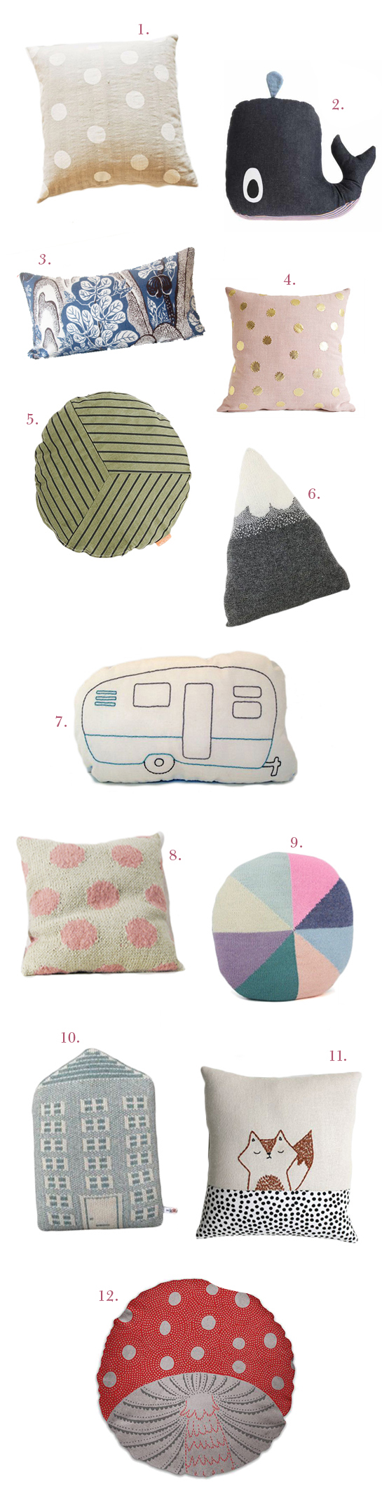 nursery-baby-room-pillow-roundup