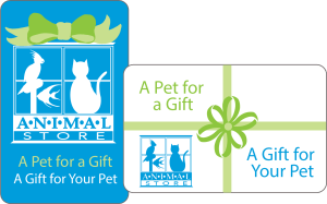 Animal Store Gift Cards