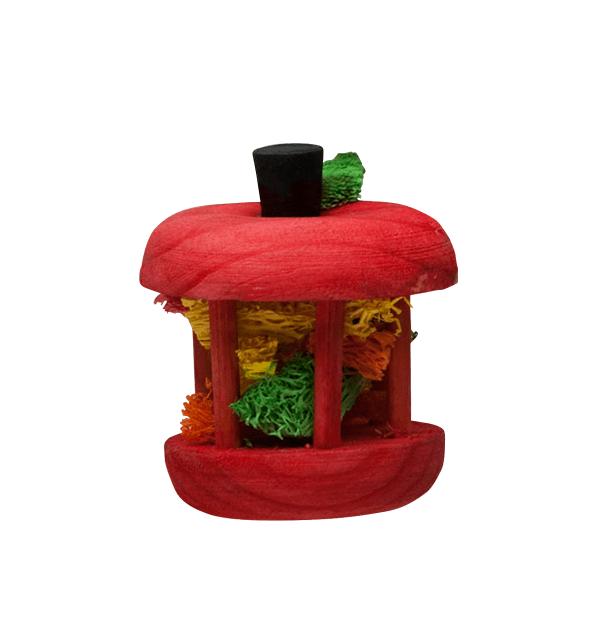 Kaytee Carousel Chew Toy Apple