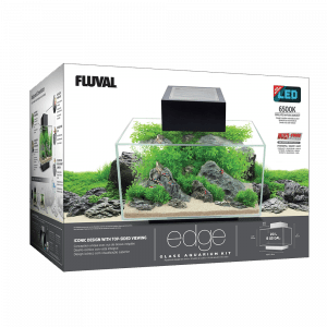 Fluval Edge Aquarium 6 gallon