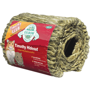 Small Animal Enrichment timothy-hideout