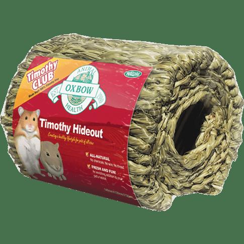 Small Animal Enrichment timothy-hideout