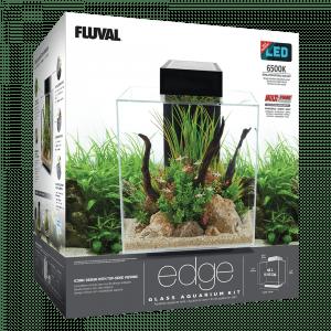 Fluval Edge 12 gallon box