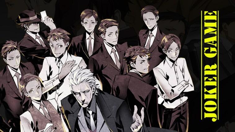 Joker Game Season 2