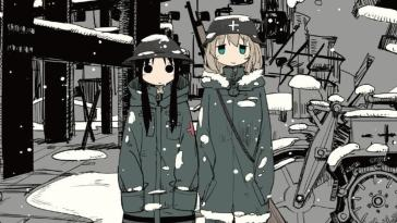 Girl's Last Tour Review