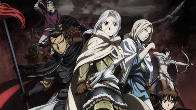 Nejimaki Seirei Senki Season 2