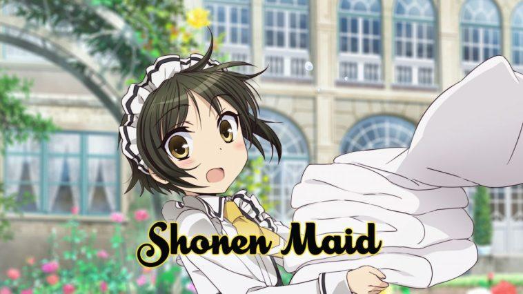 Shounen Maid Season 2
