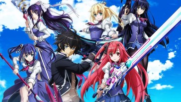 Sky Wizards Academy Season 2