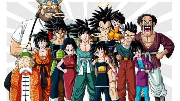 Interesting Facts About Goku's Family