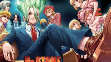 Dr Stone Chapter 201