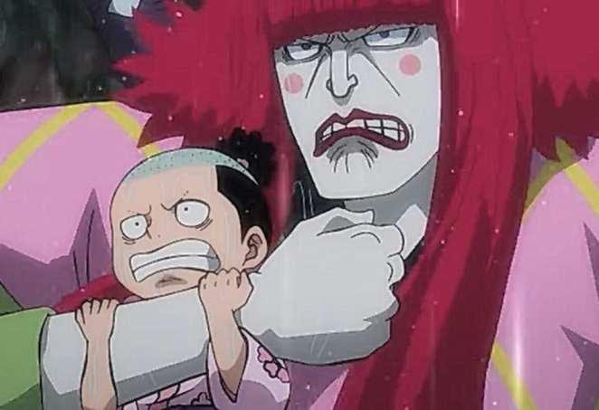 One Piece Episode 978