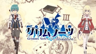 Grimms Notes The Animation Season 2