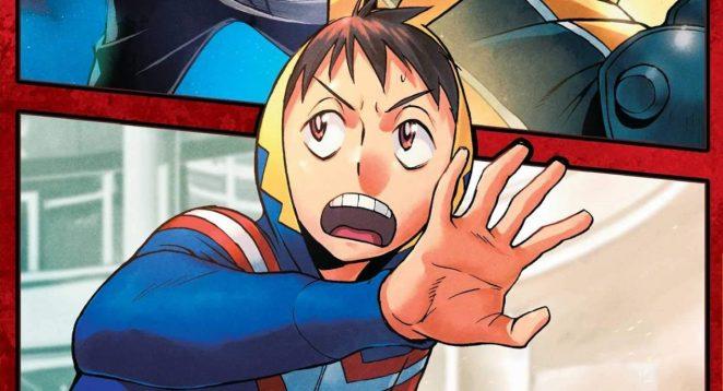 My Hero Academia Vigilantes Chapter 108