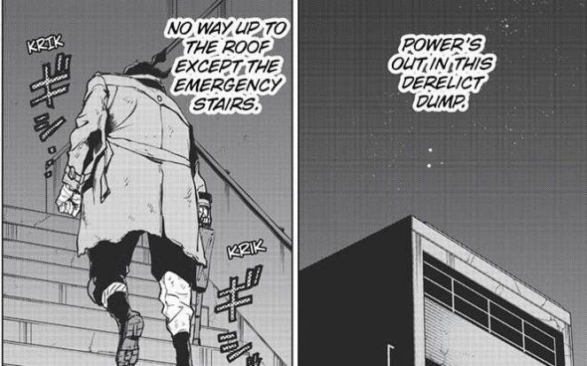 My Hero Academia Vigilantes Chapter 112