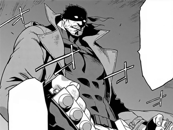 My Hero Academia Vigilantes Chapter 111